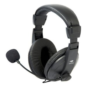 Headset C3Tech Voicer Comfort PH-60BK