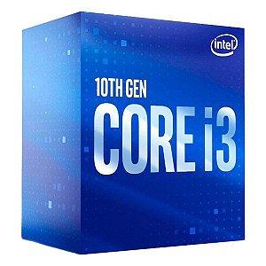 Processador Intel Core i3-10100