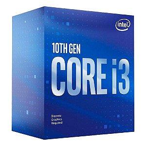 Processador Intel Core i3-10100F