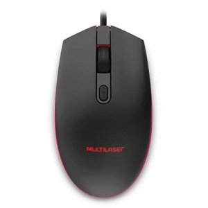Mouse gamer USB Multilaser MO298