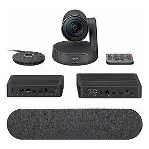 Sistema de videoconferência Logitech Rally (960-001233)