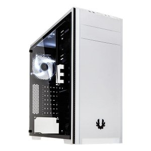 Gabinete gamer BitFenix Nova TG branco