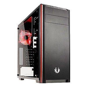 Gabinete gamer BitFenix Nova TG preto