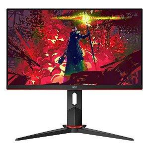 """Monitor gamer LED AOC Hero 24G2/BK 24.0"""""""