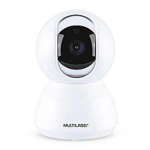 Câmera de segurança inteligente wireless Full HD Multilaser Liv SE221