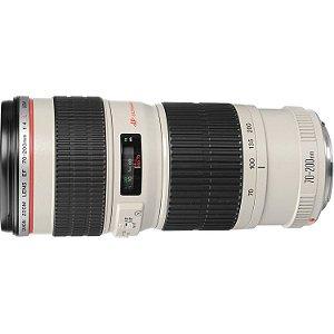Canon EF 70-200mm f / 4L USM