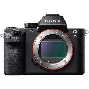 Sony Alpha a7S II Câmera digital sem espelho (somente corpo)