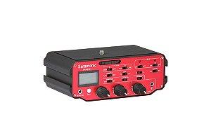 Saramonic SR-AX107 Adaptador de Áudio