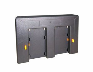 Adaptador Bateria V-mount para DV  ZJ-01