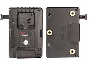 Adaptador S-7005S  Gold-mount para V-mount