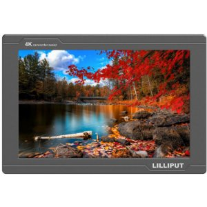 "Lilliput FS7 7 ""Monitor 4K / HDMI-3G-SDI com placa tipo série L"