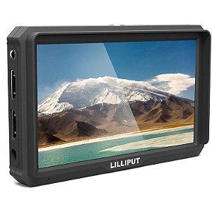 """Monitor de campo Lilliput A5 """"4K HDMI"""