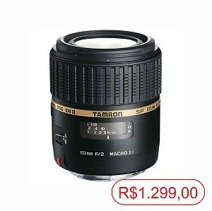 Tamron SP 60mm f/2 Macro para Nikon