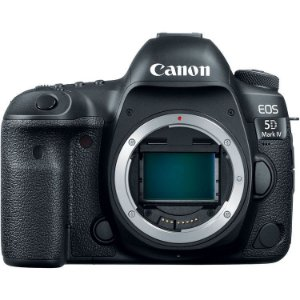 Câmera DSLR Canon EOS 5D Mark IV (somente corpo)