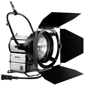 Lightstar 1200/1800 W kit HMI Par light, preto (LS-1800pt)