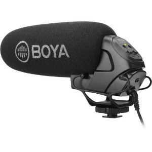 BOYA BY-BM3031 Microfone Direcional