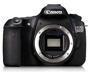 Canon 60D Seminova