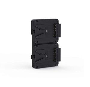 Swit KA-M20S Plate Adaptador para Baterias Pocket V-mount