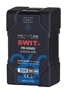 Bateria Broadscast PB-H260S