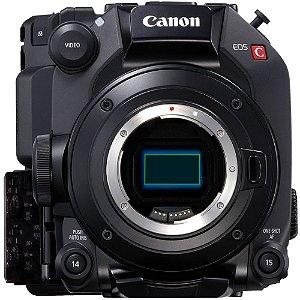 Canon EOS C300 Mark III (montagem da lente EF) Corpo