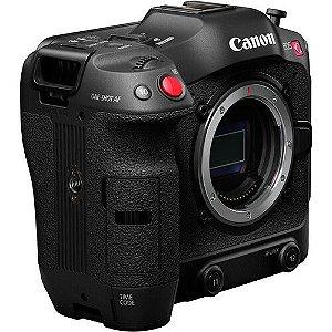 Canon EOS C70 Cinema Camera (RF Lens Mount) - Sob encomenda