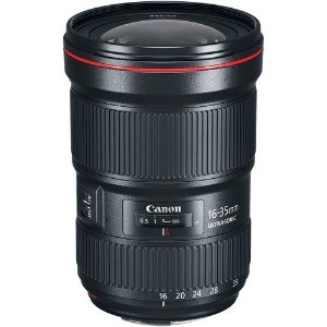 Canon lente EF 16-35mm f/2.8L III USM