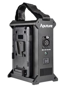 Aputure power station v-mount (para p300c) PRÉ-VENDA