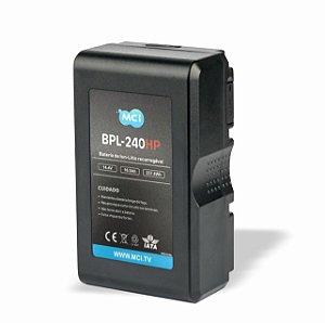 Bateria BPL 240HP V-mount