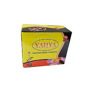Carvão Yahya 1kg caixa com 12