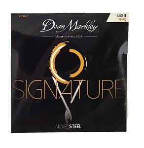 Encord.Dean Markley Signature Guitarra 009-042 2502