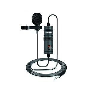 Microfone Vokal Lapela SLM10