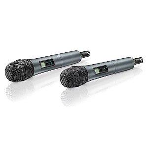 Microfone Sennheiser Duplo Sem Fio