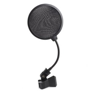 Pop Filter On Stage Para Microfone De Estúdio Ajustável ASVS4B