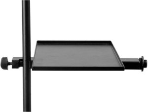 Suporte Bandeja On Stage De Apoio P/ Pedestal Microf MST1000