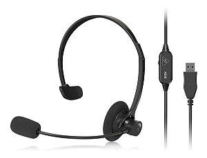 Fone De Ouvido Headset Behringer Hs10 Usb c/ Microfone