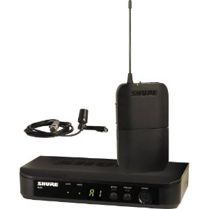 Microfone Shure S/ Fio Headset BLX14BR/CVL-J10