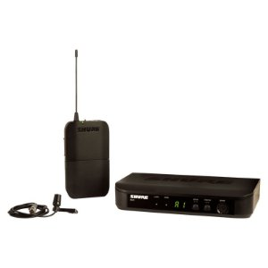 Microfone Shure S/ Fio Headset BLX14BR/CVL-M15
