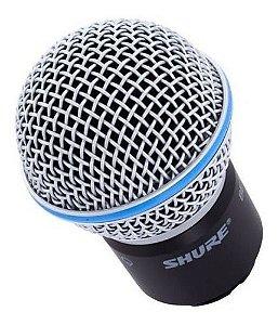 Capsula Shure Original Rpw118 Para Microfone Sm58