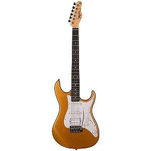 Guitarra Tagima Eletrica TG-520 Metallic Gold Yellow