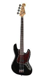 Contra Baixo SX BD1 Jazz Bass 4 Cordas C/ BAG -BLACK