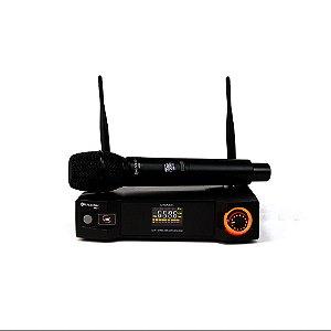 Sistema KADOSH Microfone S/FIO K-401M