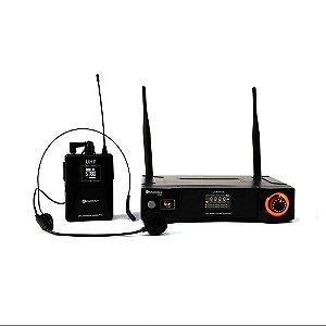Sistema KADOSH Microfone KDSW401H S/Fio