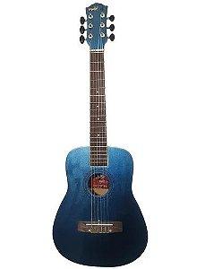 Violão Tagima KIDS-V2-NY Metallic Marine Blue
