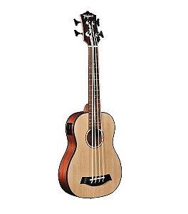 Ukulele Tagima Eletro Acustico Bass 30-KB Cordas Nylon NTWS