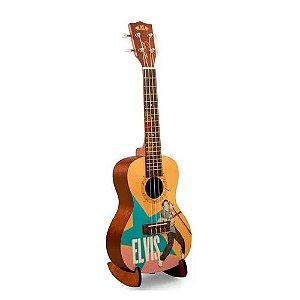 Ukulele KALA Elvis Rockabilly Learn To Starter Kit Concert