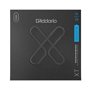 Encordoamento D'ADDARIO p/violão XTAPB1253-3P - pacote com 3