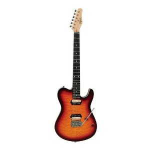 Guitarra Tagima Grace-700 Cacau Santos Honey Burst Signature