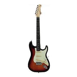 Guitarra Tagima Eletrica TG-500 Sunburst DF MG