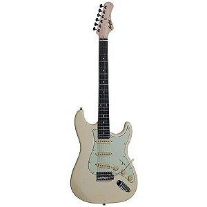 Guitarra Tagima Eletrica Memphis MG-30 Olympic White Satin