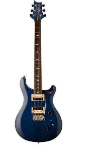 Guitarra PRS SE Standard 24 Translucent Blue